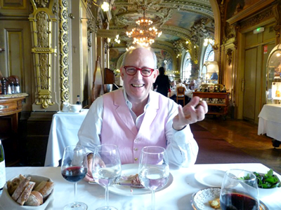 Paris Lunch